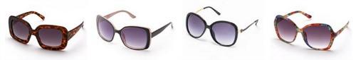 sunglasses,Kohl's,round face