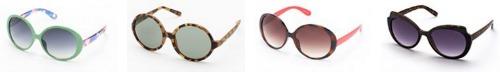 sunglasses,square face,kohl's