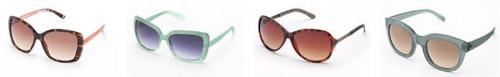 sunglasses,long faces,kohl's