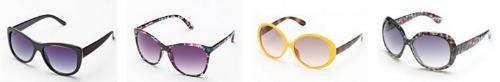sunglasses,oval face,kohl's