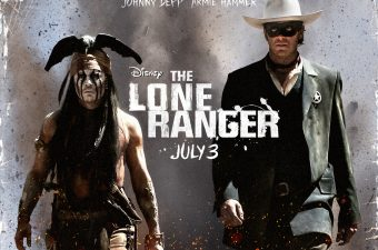 Find Johnny Depp & Armie Hammer to Win a Vacation with The Lone Ranger Ride for Justice Scavenger Hunt