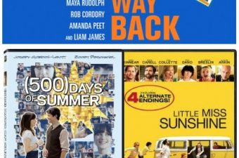 The Way, Way Back Movie Prize Pack ($25 Visa and movies!) Giveaway