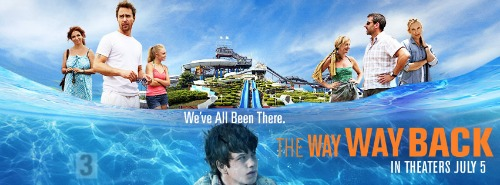 The Way, Way Back,movie