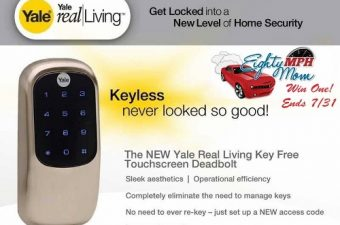 Secure Your Life with Yale Real Living's New Keyless Entry Systems