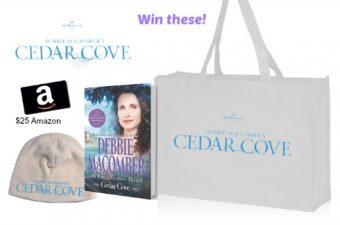 cedar cove,prize pack,amazon gift code