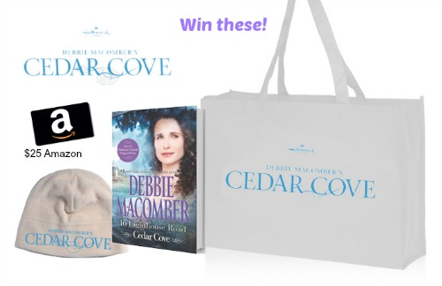 cedar cove,prize pack,amazon gift code