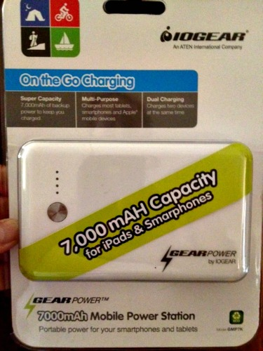 gear power,iphone,portable,charger