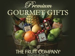 The Perfect Gift is a Healthy One and You'll Get Only the Best from The Fruit Company