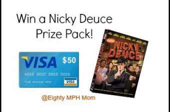 $50 Visa Gift Card and Nicky Deuce