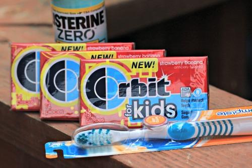 orbit,gum