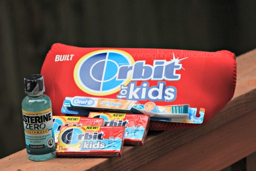orbit for kids,gum,sugar-free