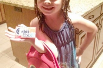 Orbit for Kids – fun with gum while helping teeth!