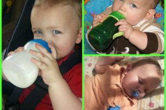 MAM Baby Perfect Pacifier and Learn to Drink Cup Review & Giveaway