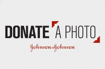 Donate a Photo and Give Back to Charity with Johnson & Johnson