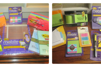 Post-it Back to School Prize Pack