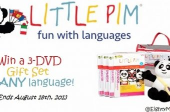 Give Your Kids the World with Little Pim – Review & Giveaway