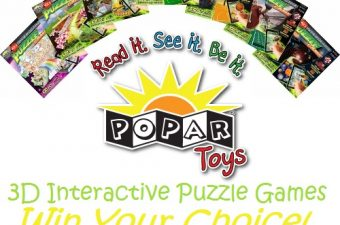 Bring Toys to Life with 3D Interactive Puzzle Games from Popar Toys