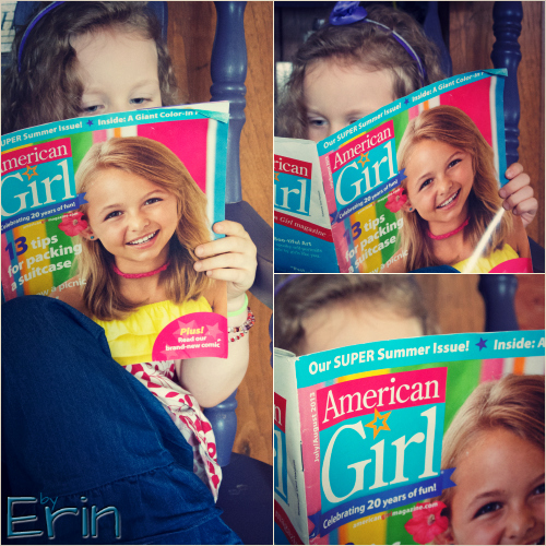 American Girl Magazine: July/August Highlights {with a year's subscription giveaway!}
