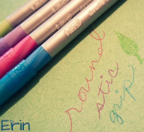 Bic Intensity Clic Gel Rollerball Pen - Opaque Best pen ever would make a  great wedding