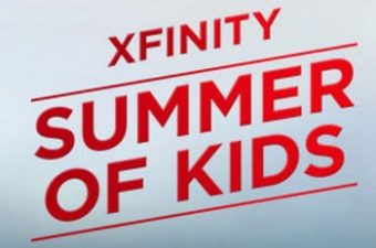 Comcast Xfinity TV – the Summer of Kids!