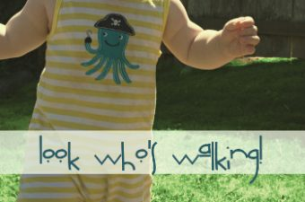 Look Who's Walking! Smaller by See Kai Run Review