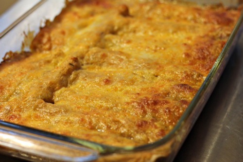 Kraft,chicken,verde,enchilada,recipe