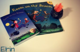 Room on the Broom DVD Release!