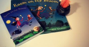 Room on the Broom DVD Release! {with book and DVD giveaway}