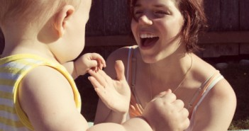 Learning Sign Language with The Baby Signing Book Second Edition Review and Giveaway