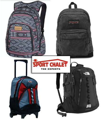 Back to School Backpacks From Sport Chalet - Eighty MPH Mom ...