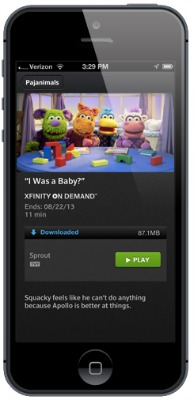 xfinity tv,summer of kids
