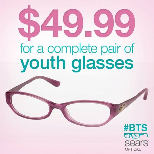 Head Back-to-School with Sears Optical - Eighty MPH Mom ...
