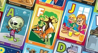 Get a Boyish Twist on the ABCs with He's All Boy Alpha Cards Review