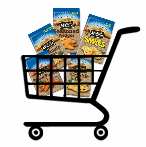Grocery Cart (498x500)