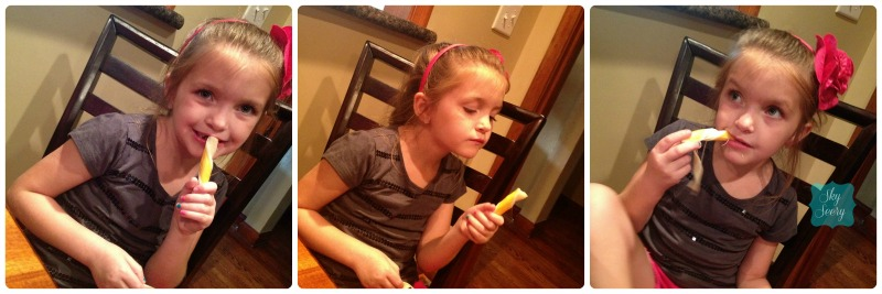 Polly-O/Kraft Cheese Sticks