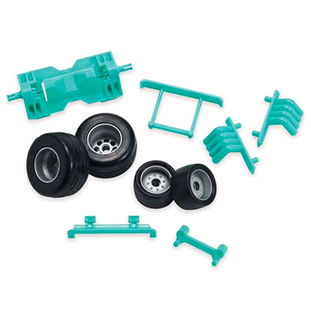 Top Fuel 2.0 Accessory Pack Parts