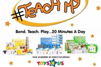 Teach My Celebrates its New Toys R Us Partnership with the #TeachMy Instagram Giveaway
