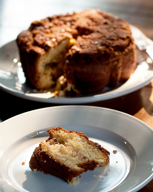 Superior Nut ,Coffee Cake