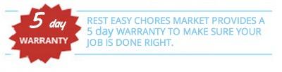 chores,market,warranty