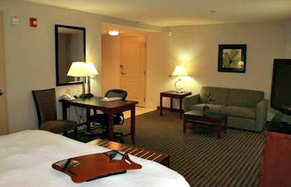 Hampton Hotels,guest room