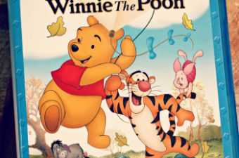 The Many Adventures of Winnie The Pooh Blu-Ray and DVD Combo Pack