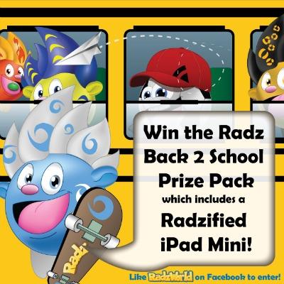 radz,candy dispenser,contest