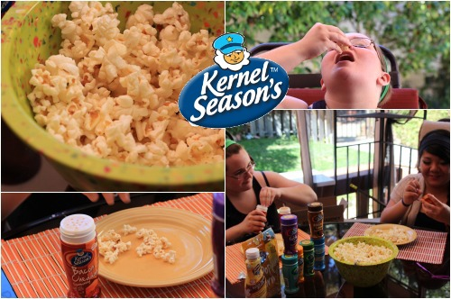kernel season,popcorn
