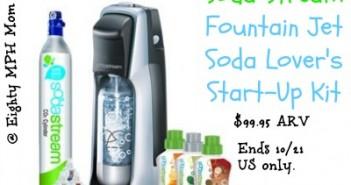 soda stream,genesis,giveaway