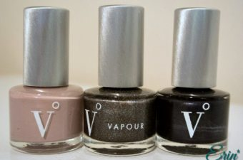 Vapour Organic Beauty Vernissage Nail Lacquer Review