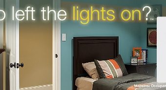 Lutron Lighting Saves Your Energy Costs & Peace of Mind