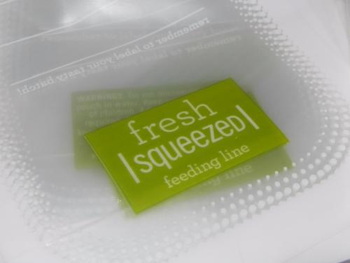 Infantino,fresh squeezed