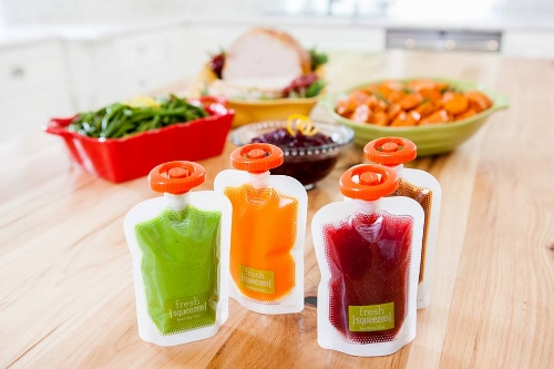 Fresh Squeezed,Infantino,baby food,pouches