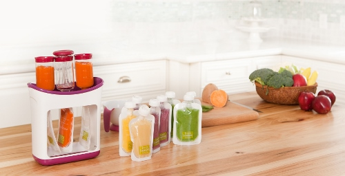Fresh Squeezed Squeeze Station,baby food,Infantino
