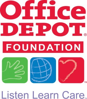 Office Depot Foundation National Backpack Program 13th Anniversary!